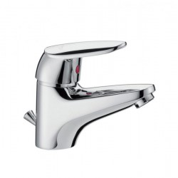 SERIE 2 - miscelatore lavabo Cromo