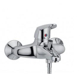 SERIE 2 - Miscelatore vasca esterno senza set doccia Cromo